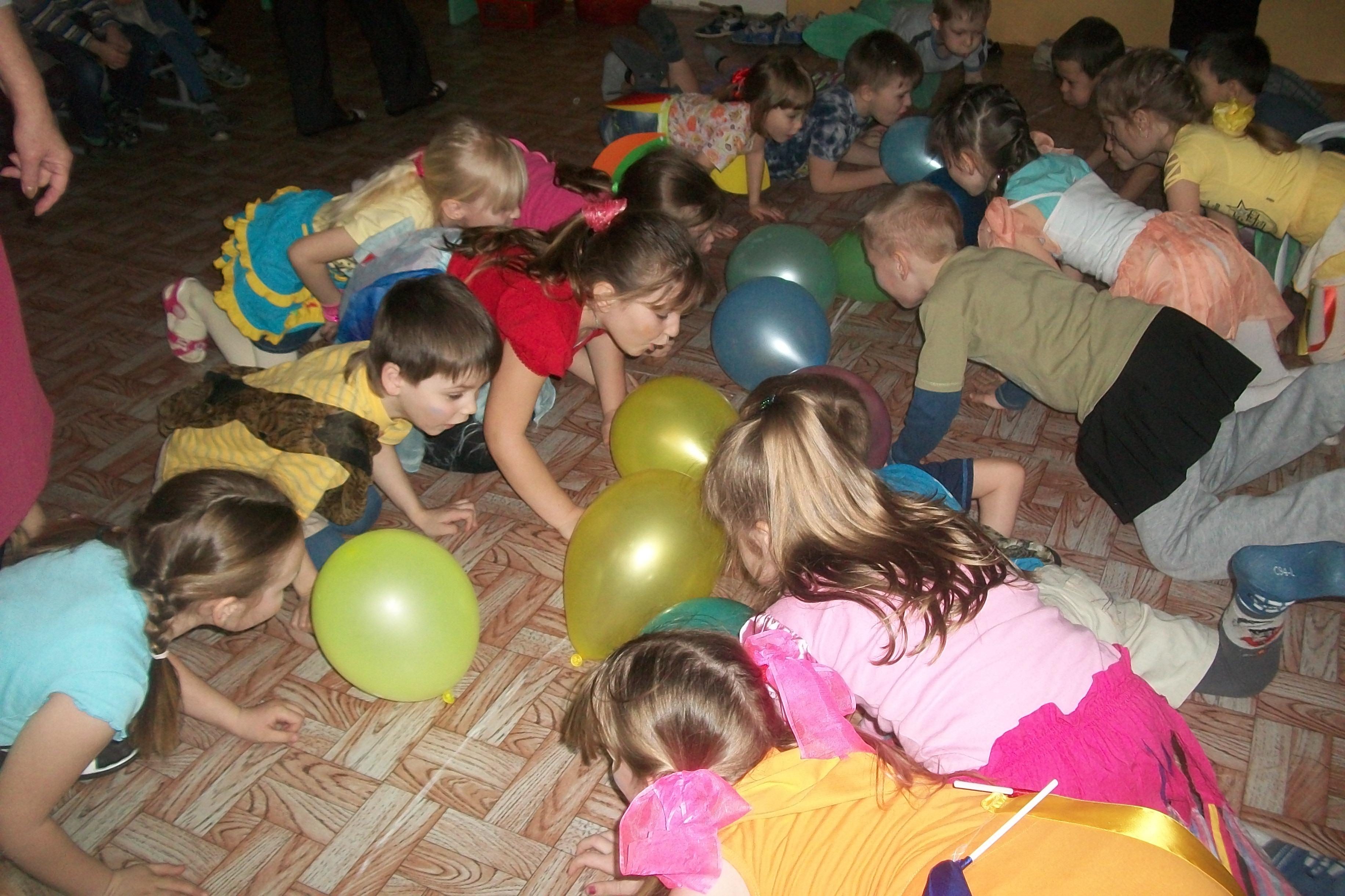 Сценарий развлечения в детском саду на тему лето
